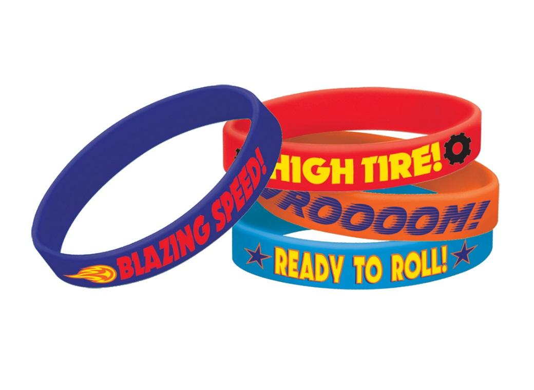 Blaze & the Monster Machines Bracelets 6pk