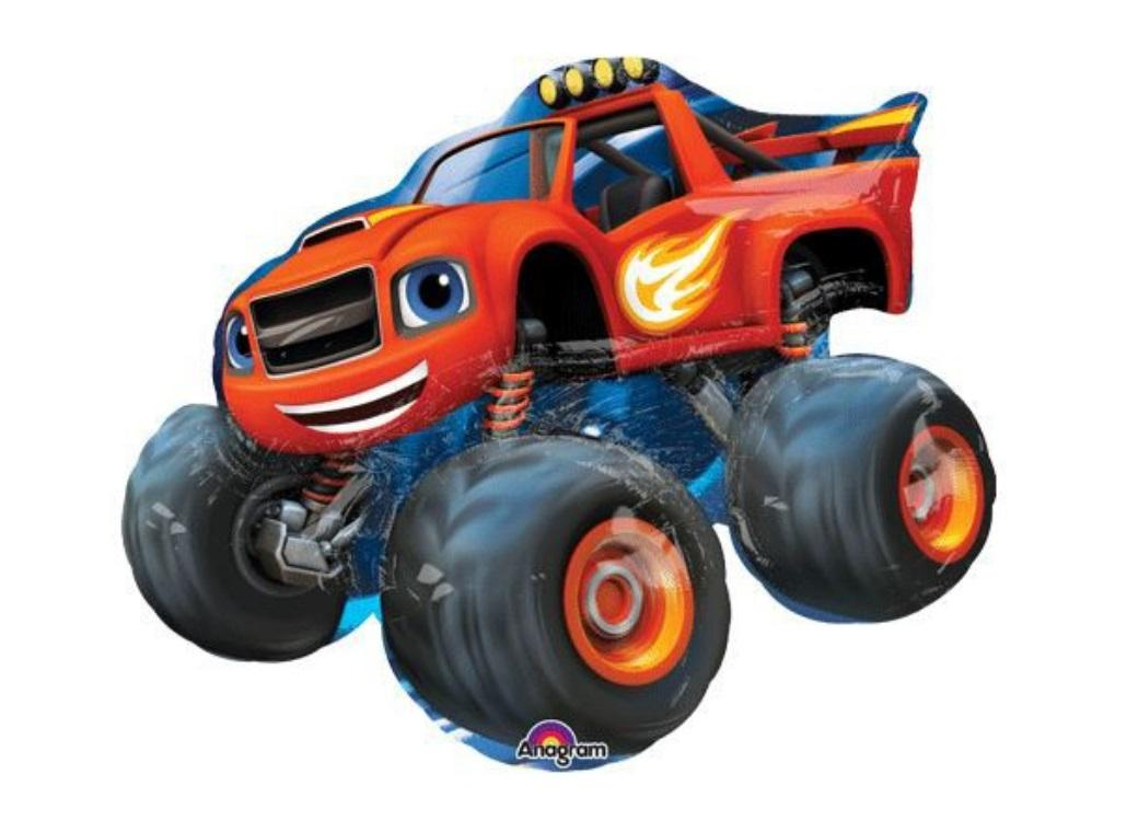 Blaze & the Monster Machines SuperShape