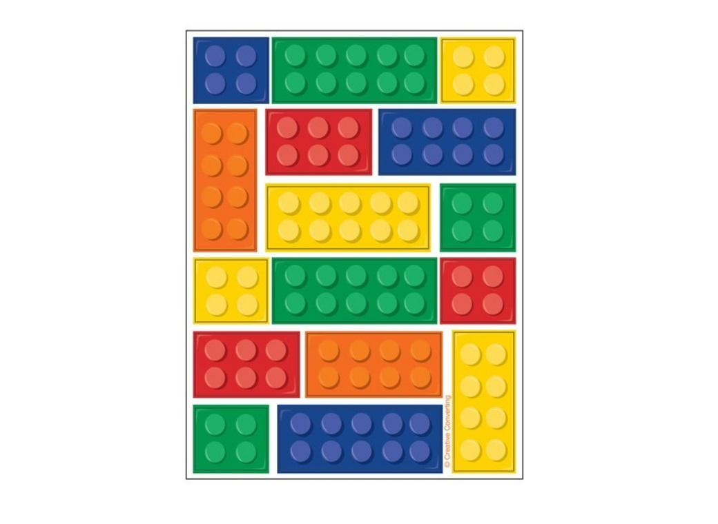 Block Party Sticker Sheets