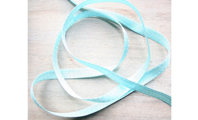 Grosgrain Ribbon - Blue