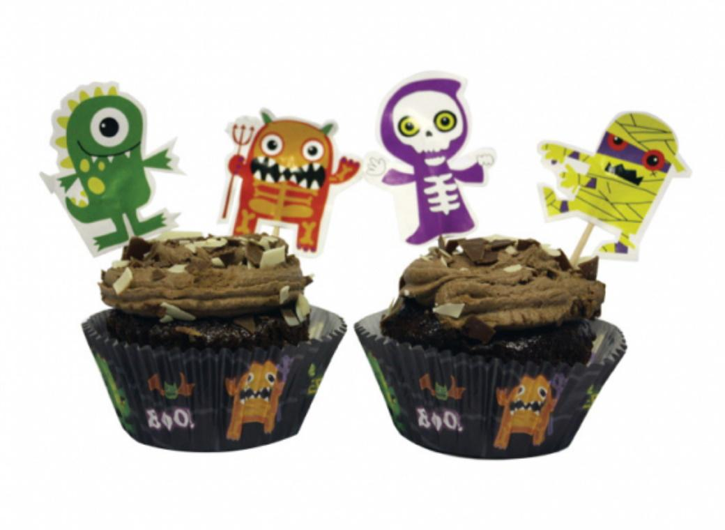 Boo Crew Cupcake Decorating Kit