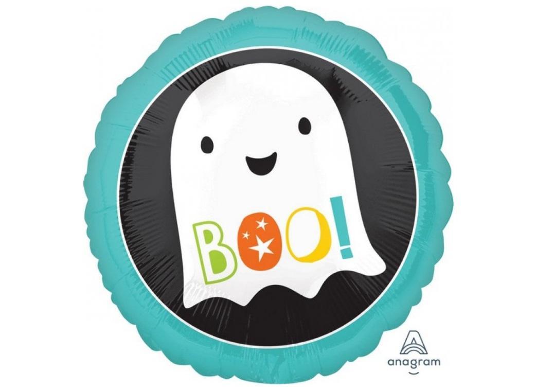 Boo! Ghost Foil Balloon