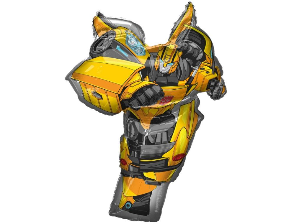 Bumblebee SuperShape Foil Balloon