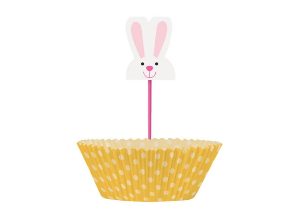 Bunny & Carrot Cupcake Kit