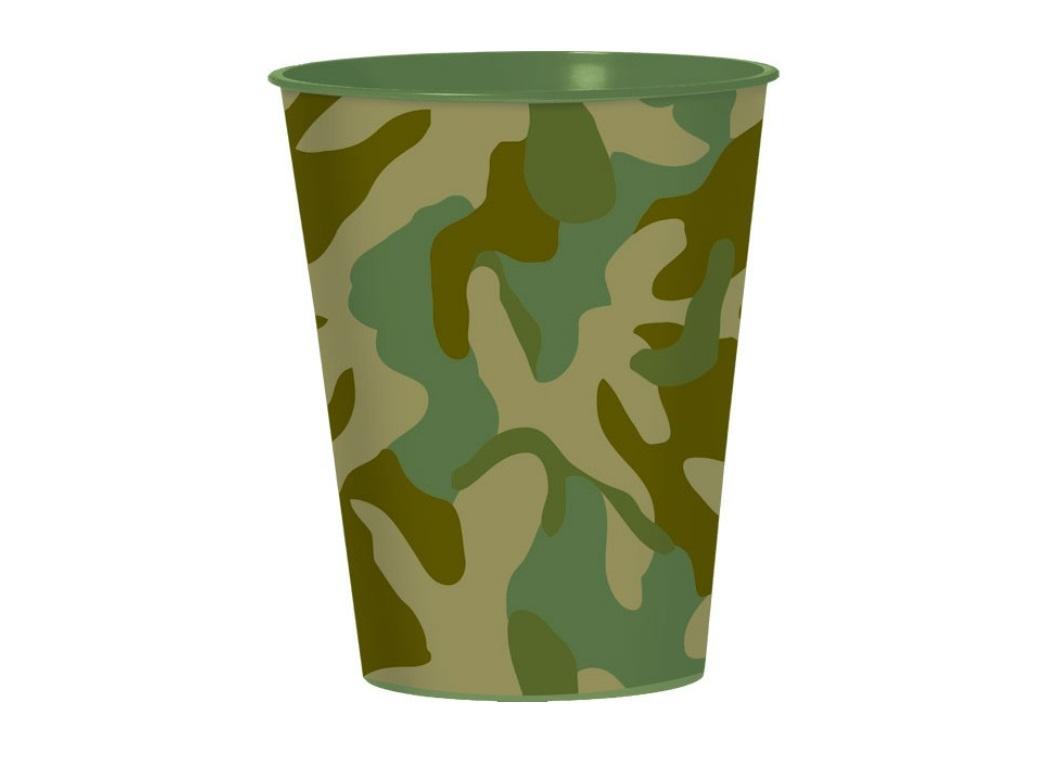 Camouflage Keepsake Cup