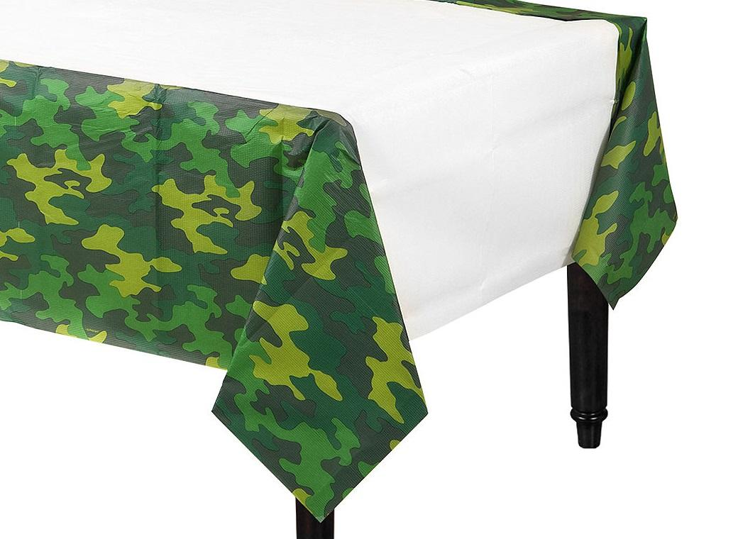 Camouflage Tablecover