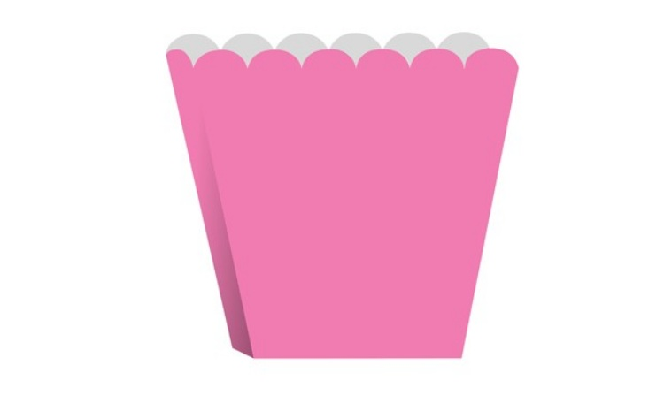 Treat Box - 8pk - Candy Pink