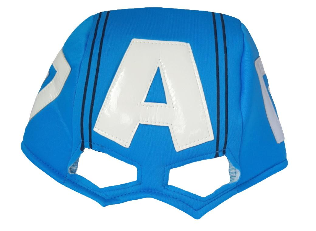 Captain America Fabric Helmet