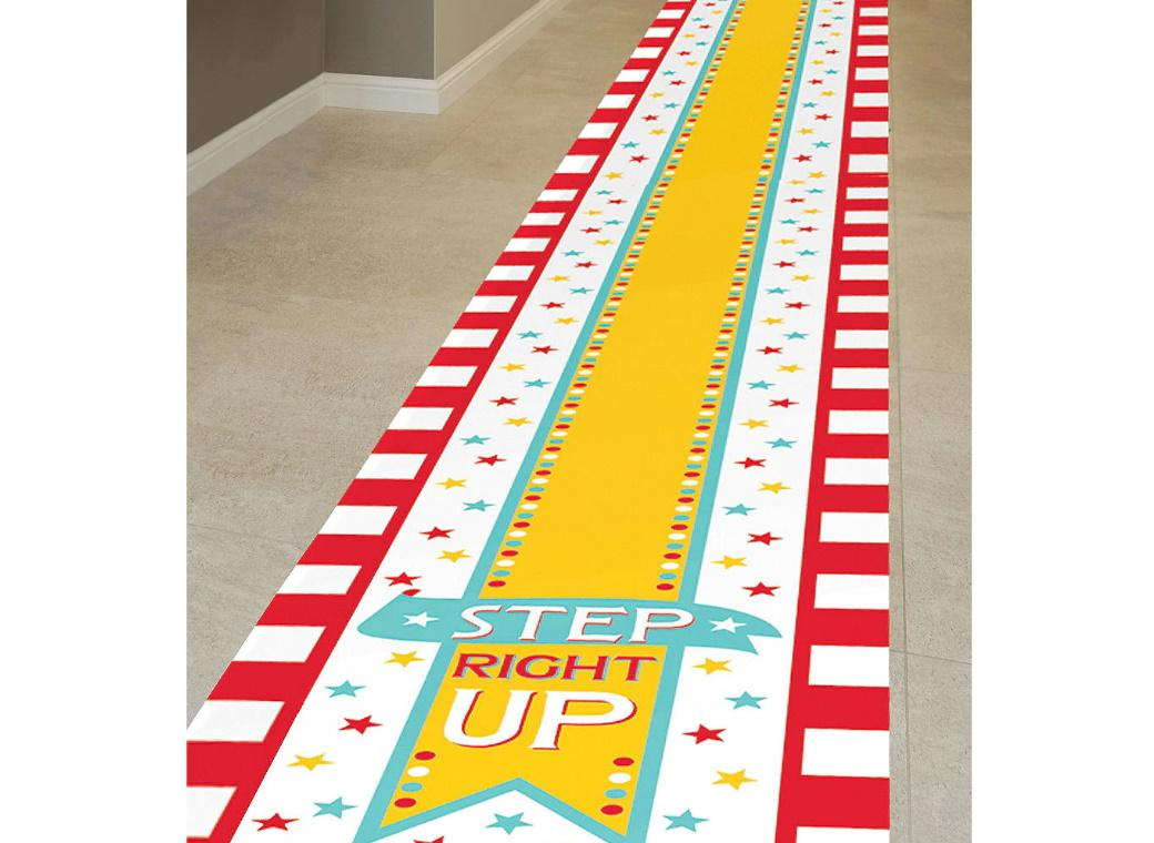 Carnival Games Floor Runner