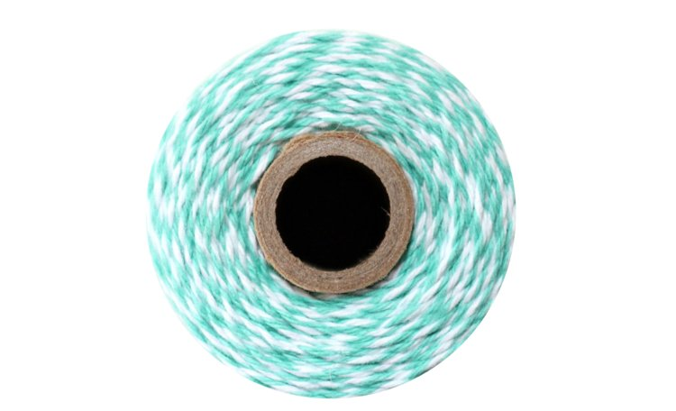 100% Cotton Bakers Twine – Carribean
