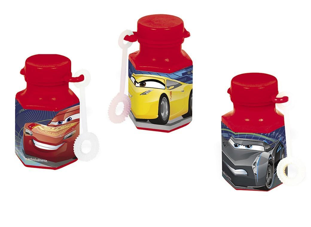 Cars Mini Bubbles - 12pk