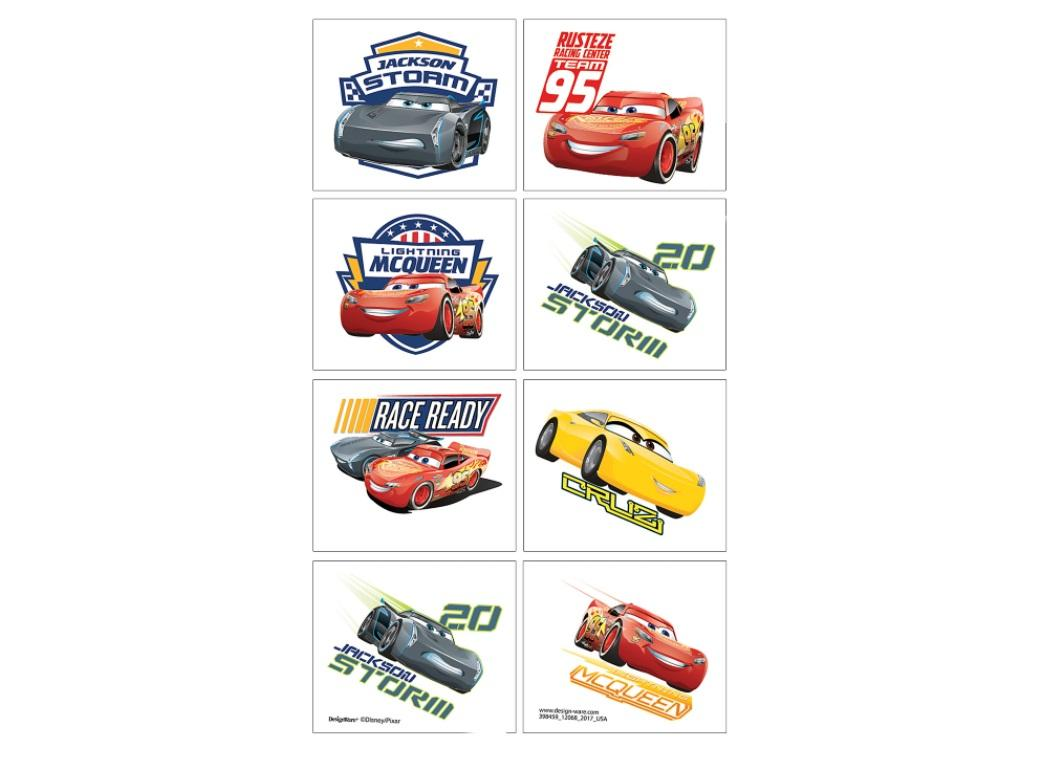 Cars 3 Tattoos