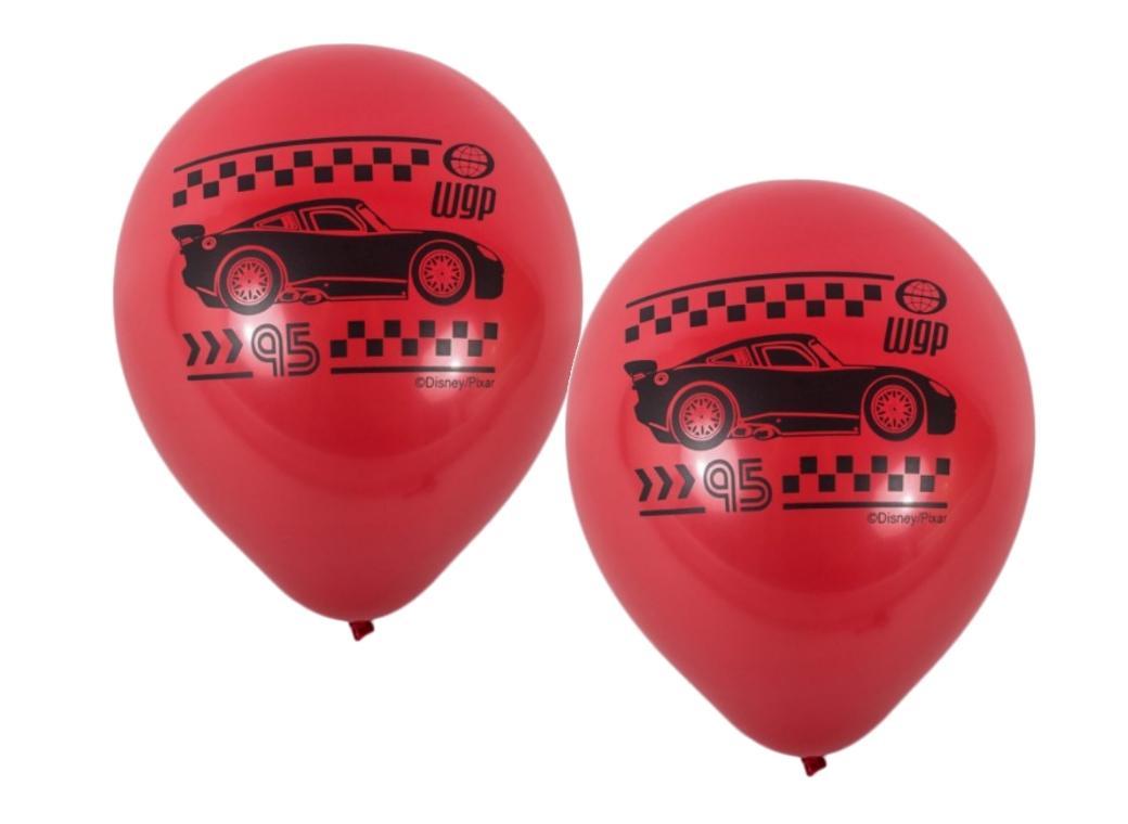Cars 2 Balloons