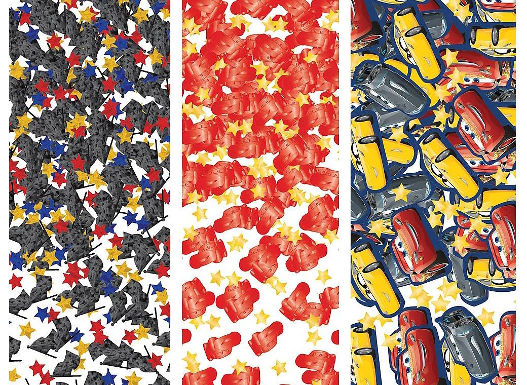 Cars Confetti Value Pack