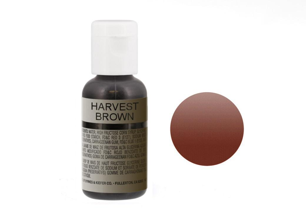 Chefmaster Airbrush Colour - Harvest Brown