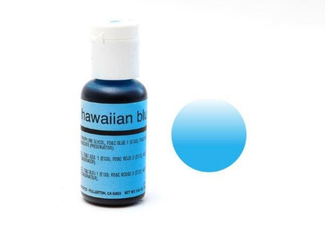 Chefmaster Airbrush Colour - Hawaiian Blue