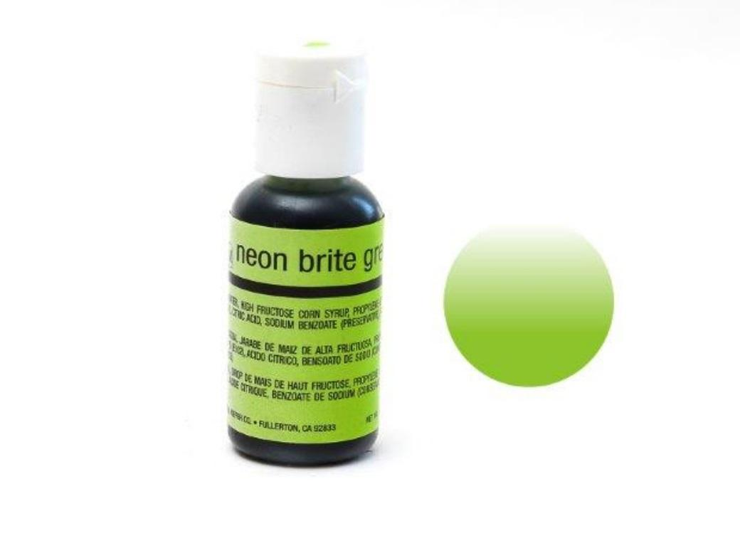 Chefmaster Airbrush Colour - Neon Green