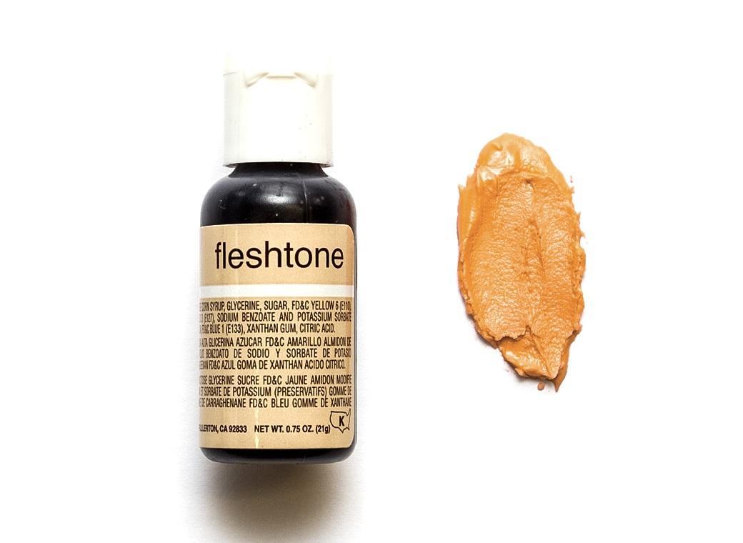 Chefmaster Gel Colour - Fleshtone