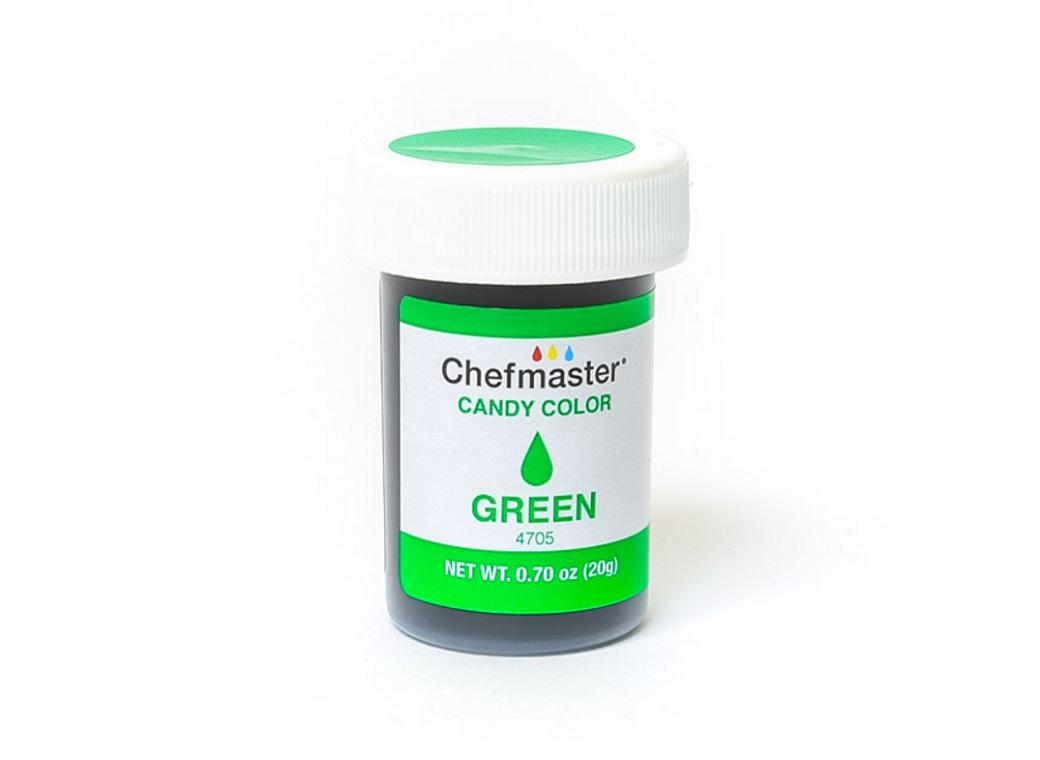 Chefmaster Liquid Candy Colour 20g - Green