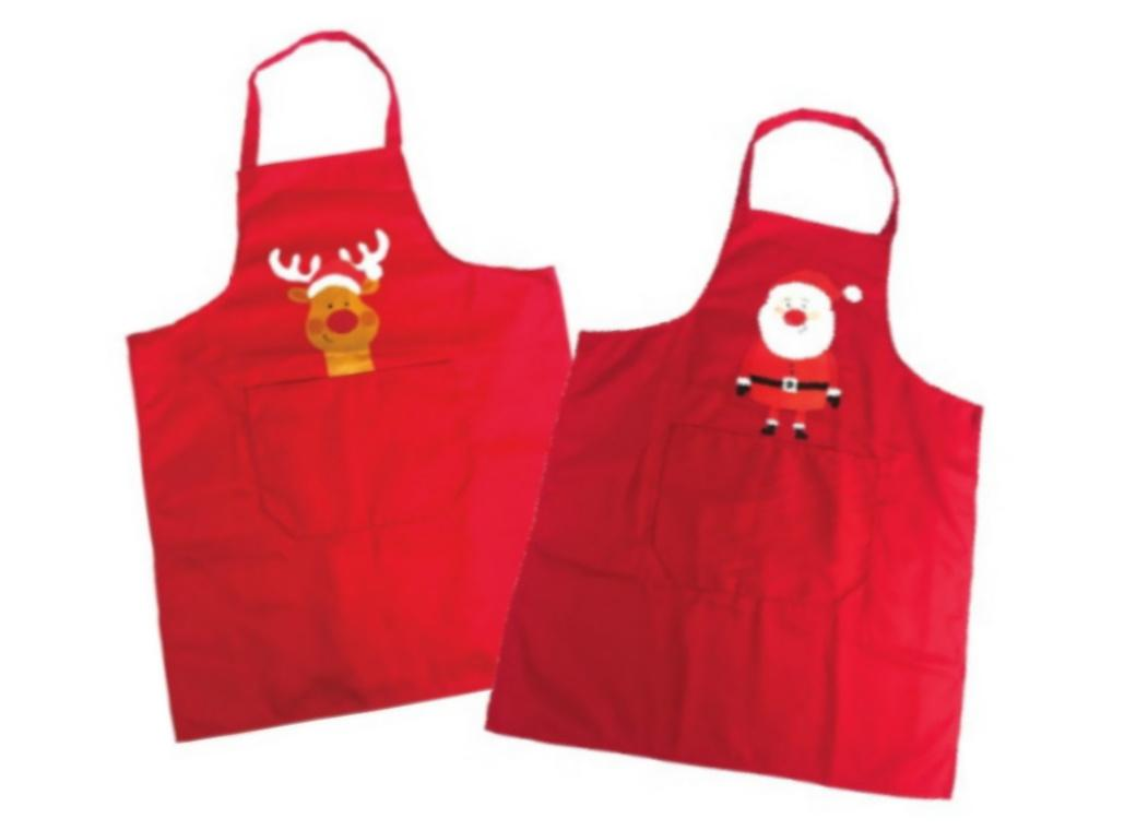 Kid's Christmas Apron
