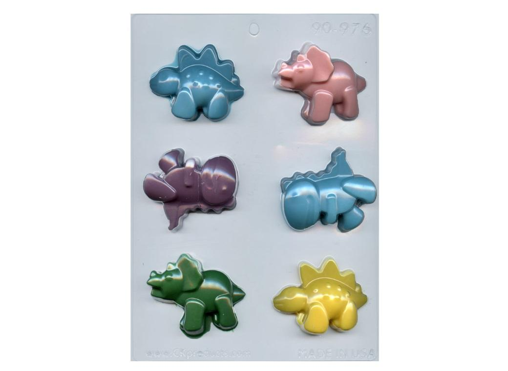 Dinosaur Chocolate Mould
