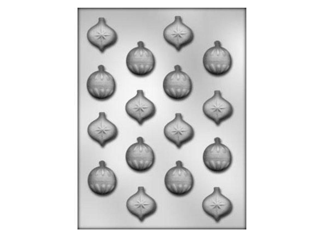 Ornament Chocolate Mould