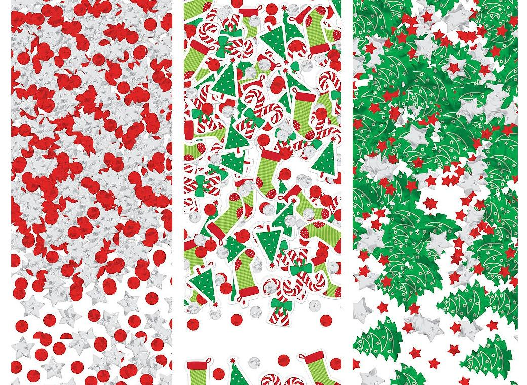 Christmas Value Confetti Pack
