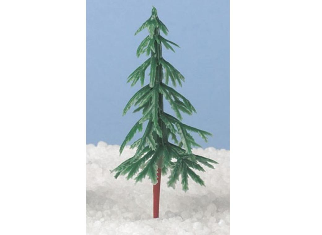 Christmas Tree Cake Topper