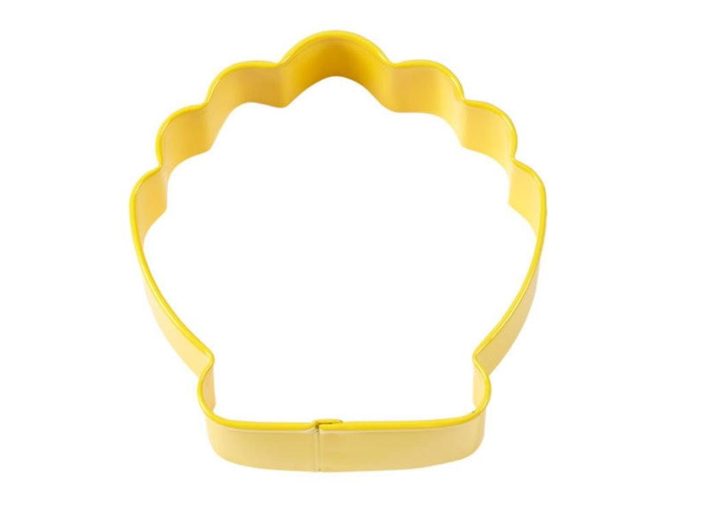 Clam Shell Cookie Cutter