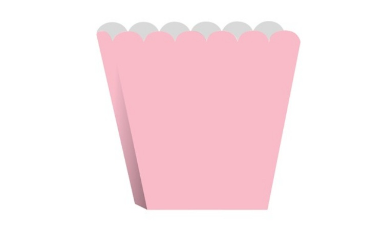 Treat Box - 8pk - Pastel Pink