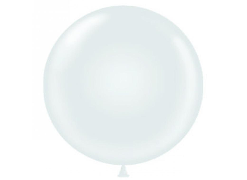 43cm Balloon - Clear