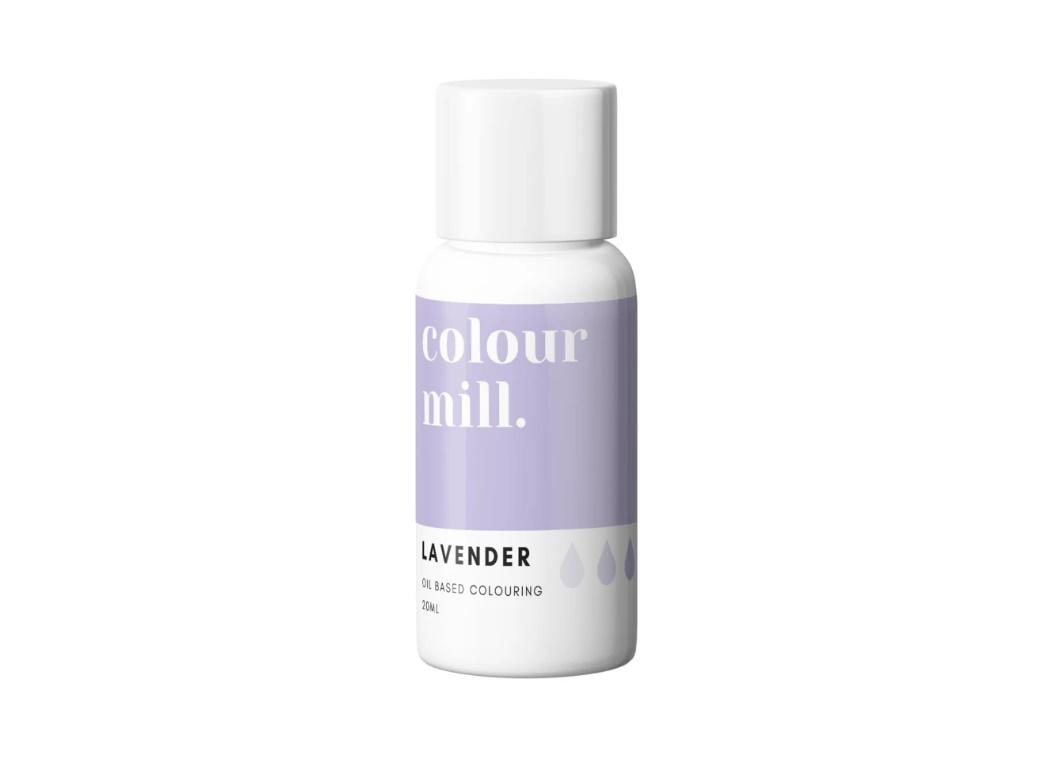 Colour Mill Oil Based Colouring 20ml - Lavender