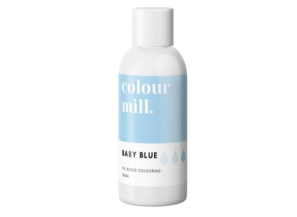 Colour Mill Oil Based Colouring 100ml - Baby Blue