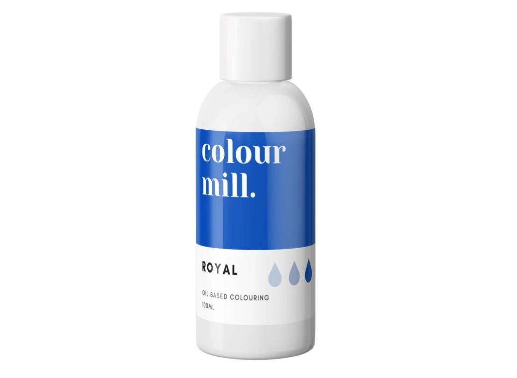 Colour Mill Oil Based Colouring 100ml - Royal