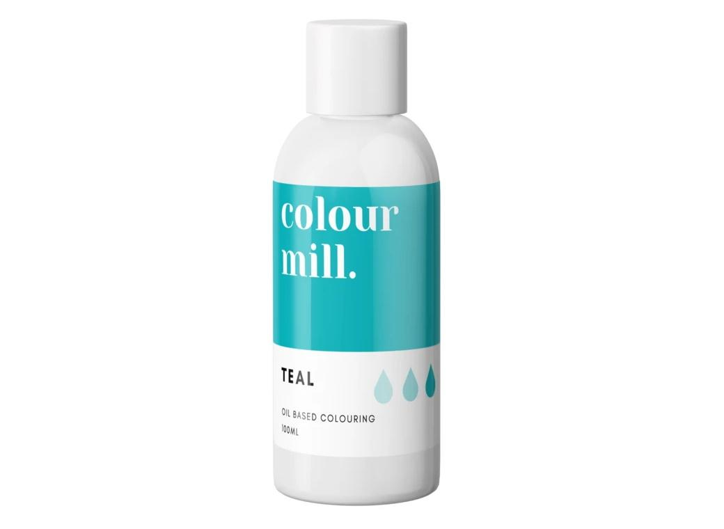 Colour Mill Oil Based Colouring 100ml - Teal