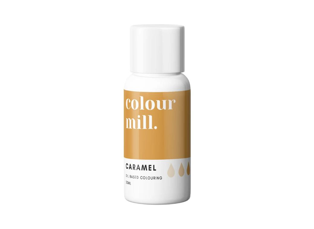 Colour Mill Oil Based Colouring - Caramel