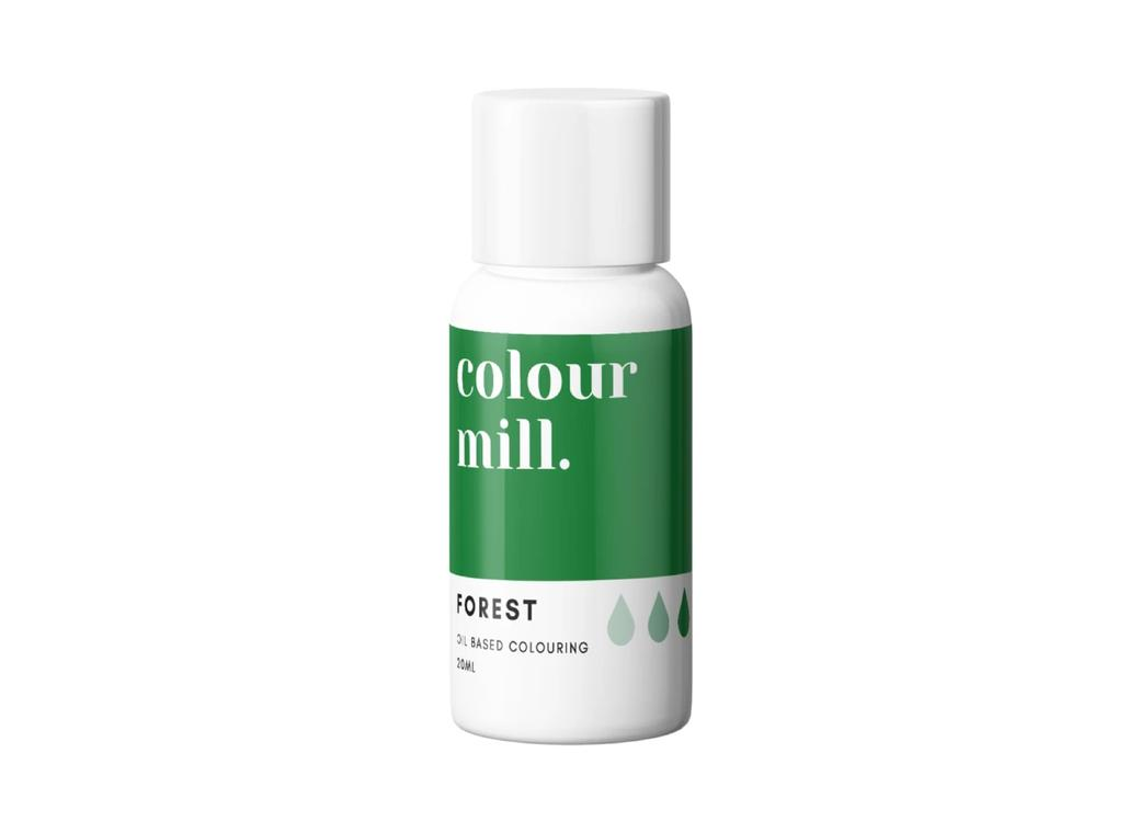 Colour Mill Oil Based Colouring - Forest