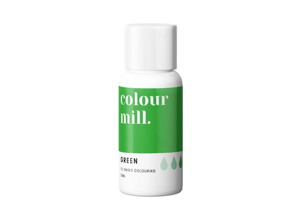 Colour Mill Oil Based Colouring - Green