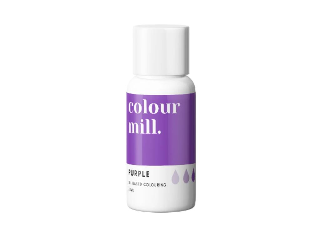Colour Mill Oil Based Colouring - Purple