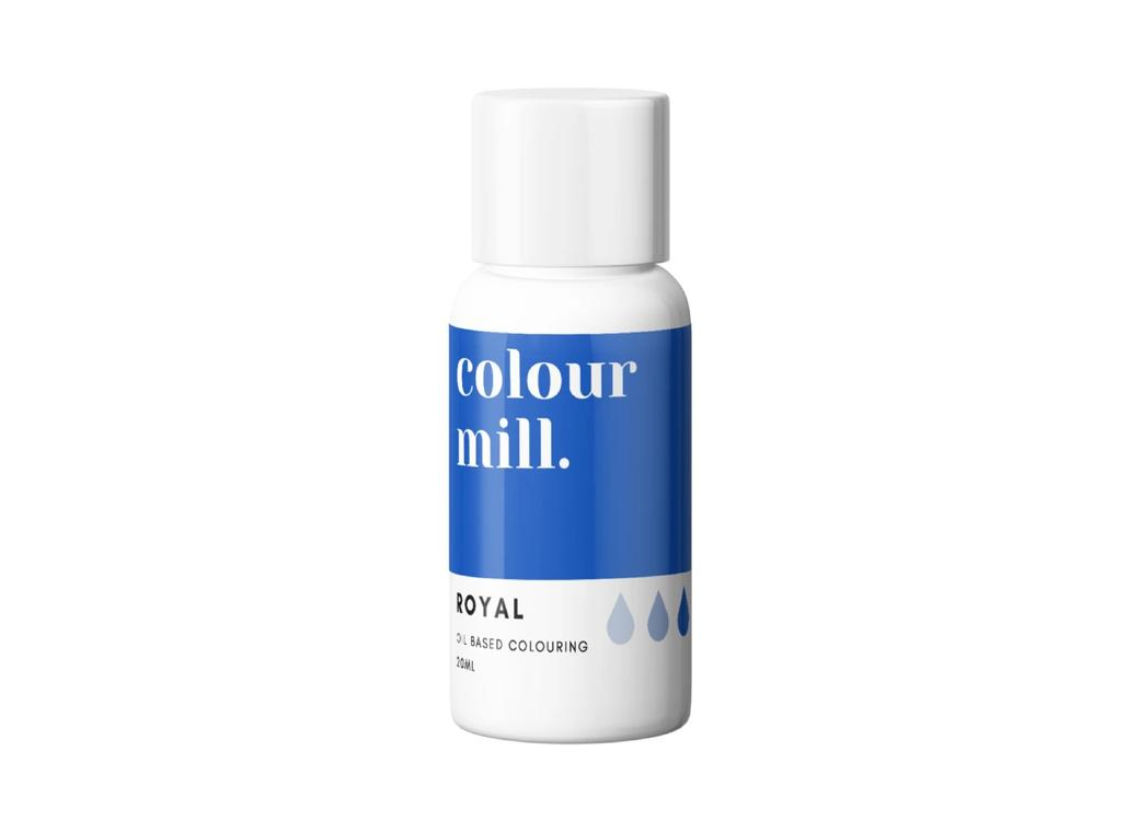 Colour Mill Oil Based Colouring - Royal