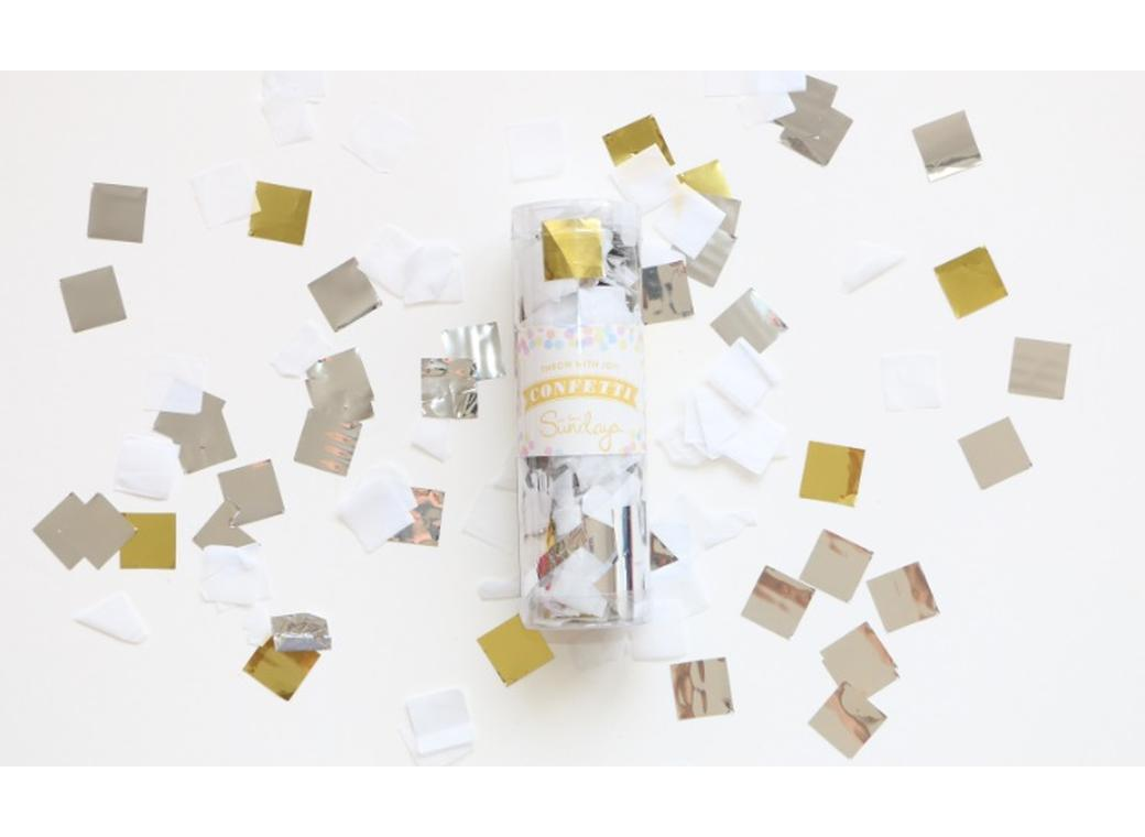 Confetti - Metallics