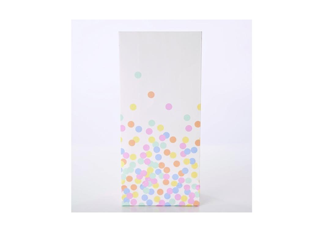Confetti Treat Bags - 10pk