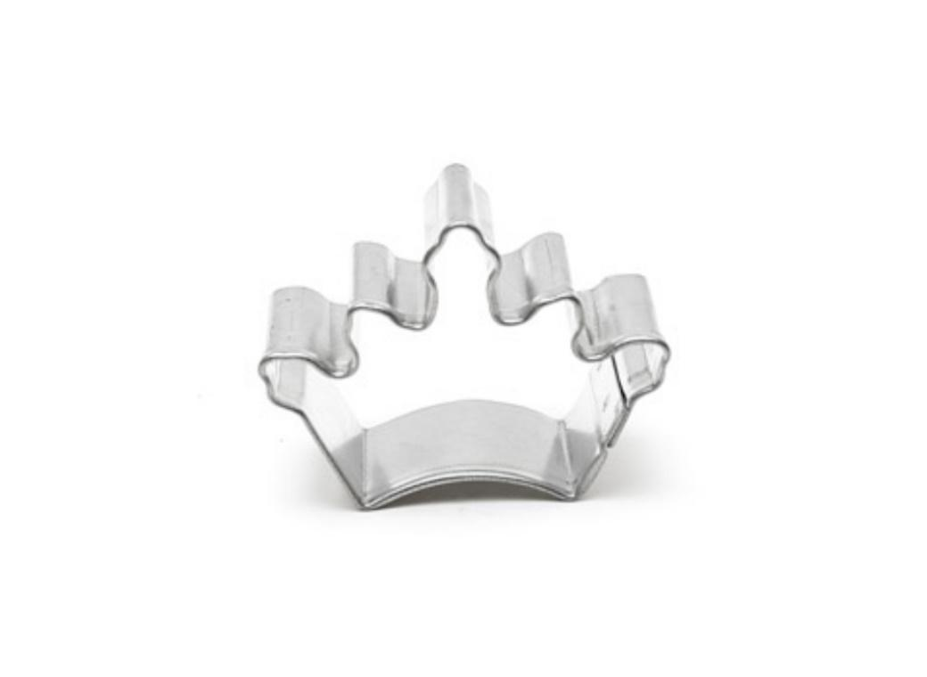 Mini Cookie Cutter - Crown