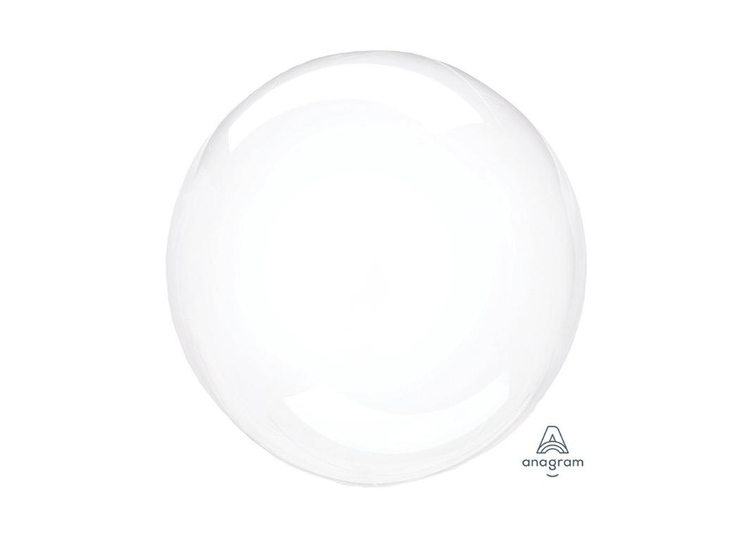 Crystal Clearz Petite Balloon - Clear