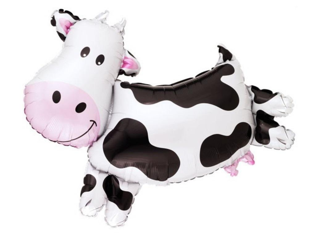 Cow SuperShape Foil Balloon