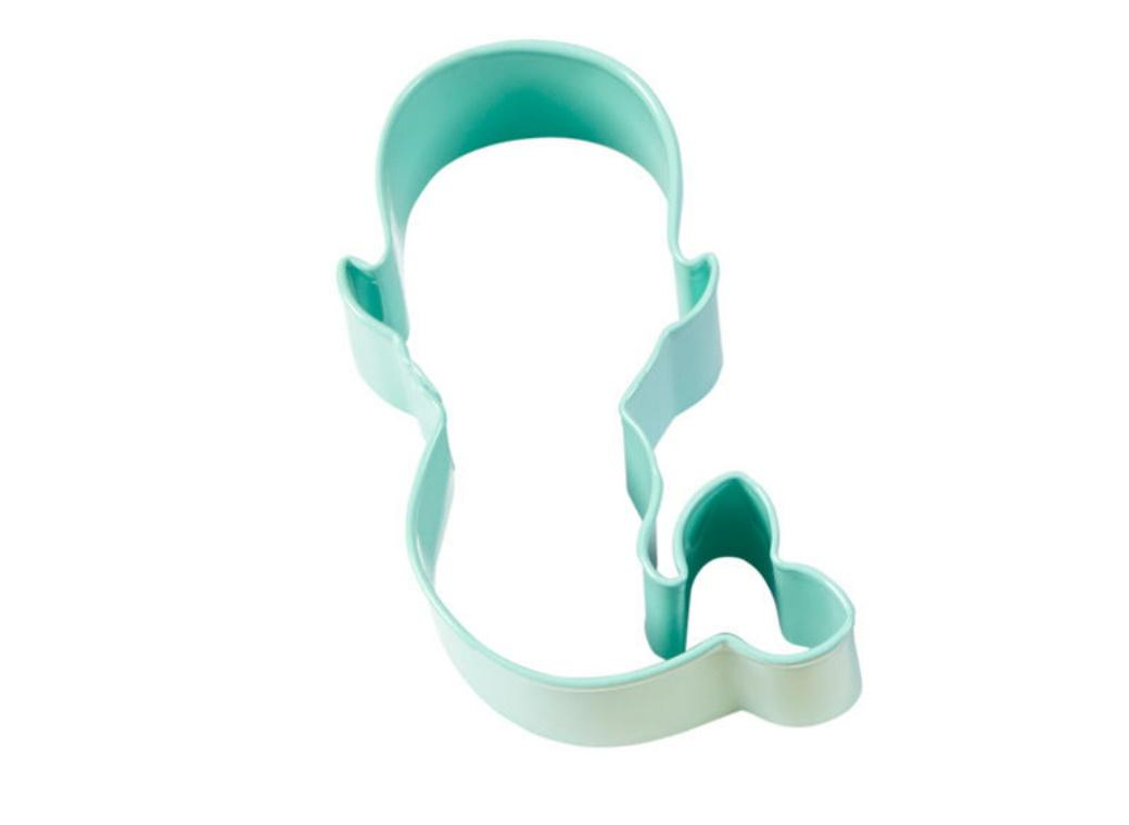 Cute Mermaid Cookie Cutter