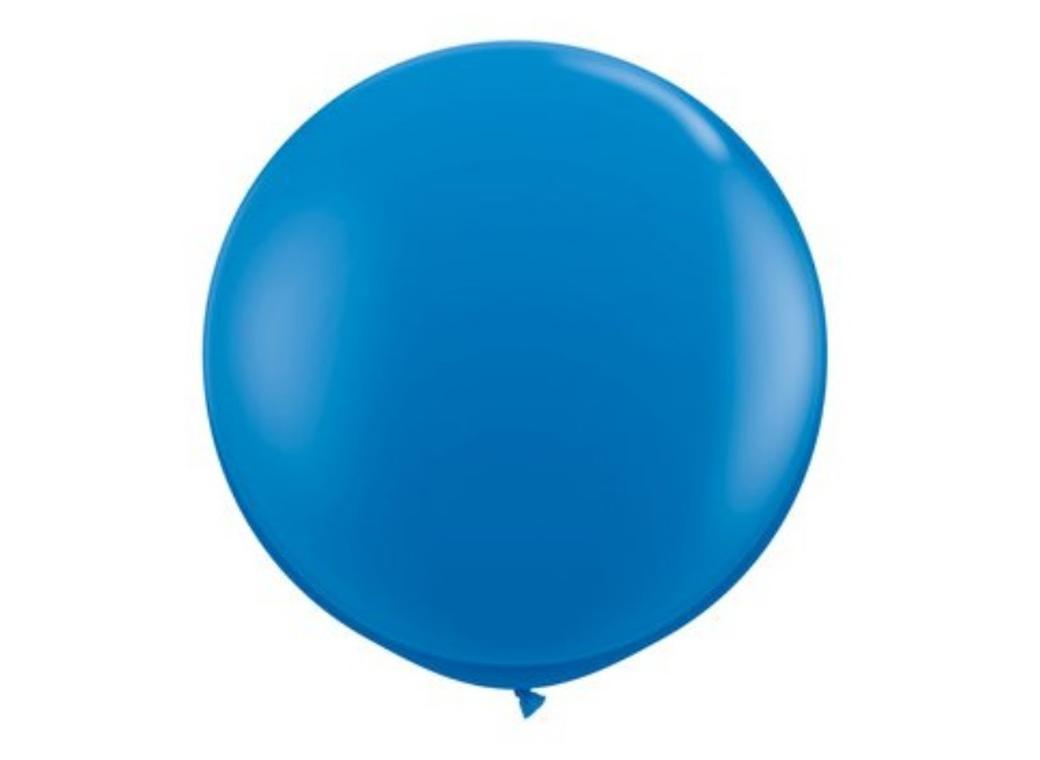 Jumbo Balloon - Dark Blue