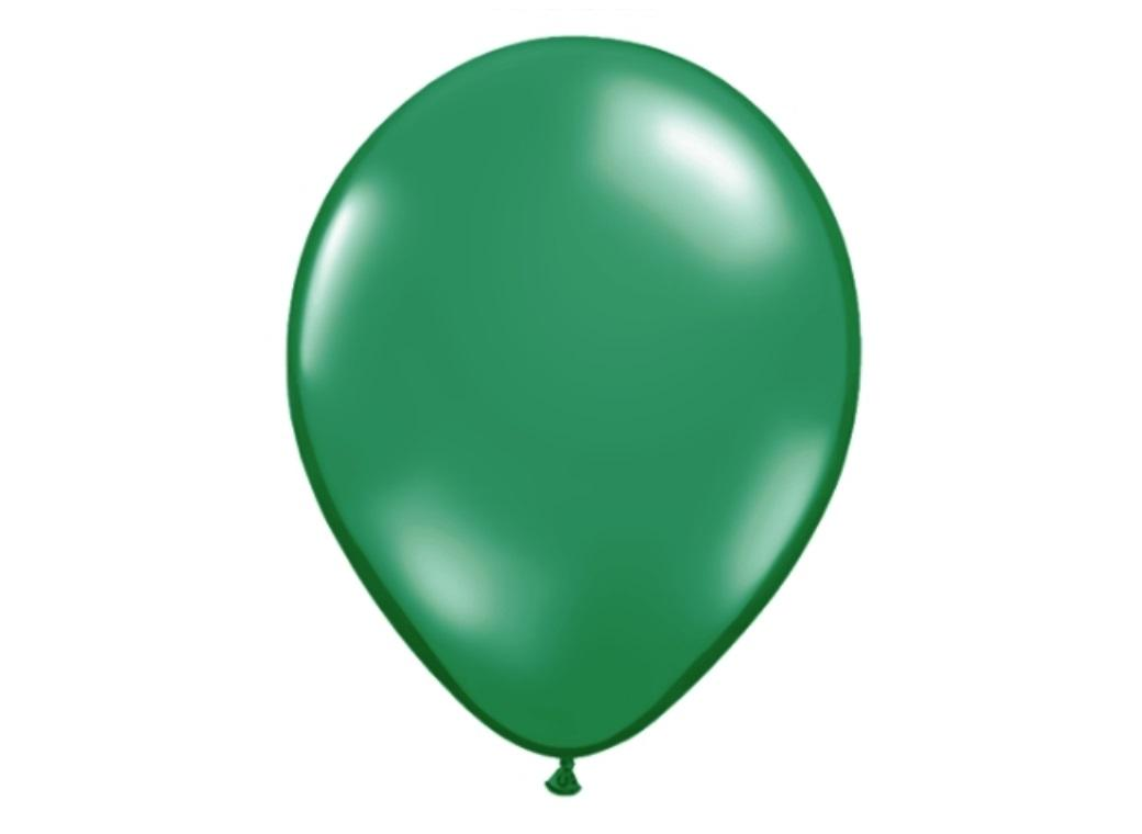 Dark Green Balloon - Single