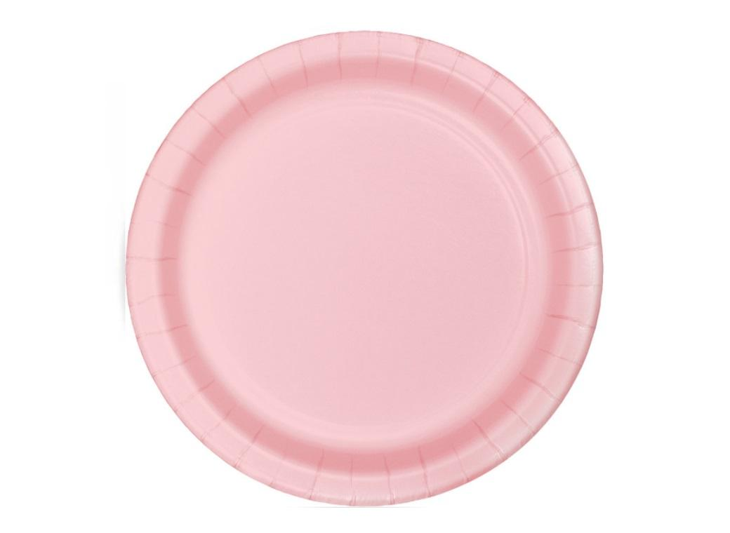 Dinner Plate - Classic Pink - 12pk