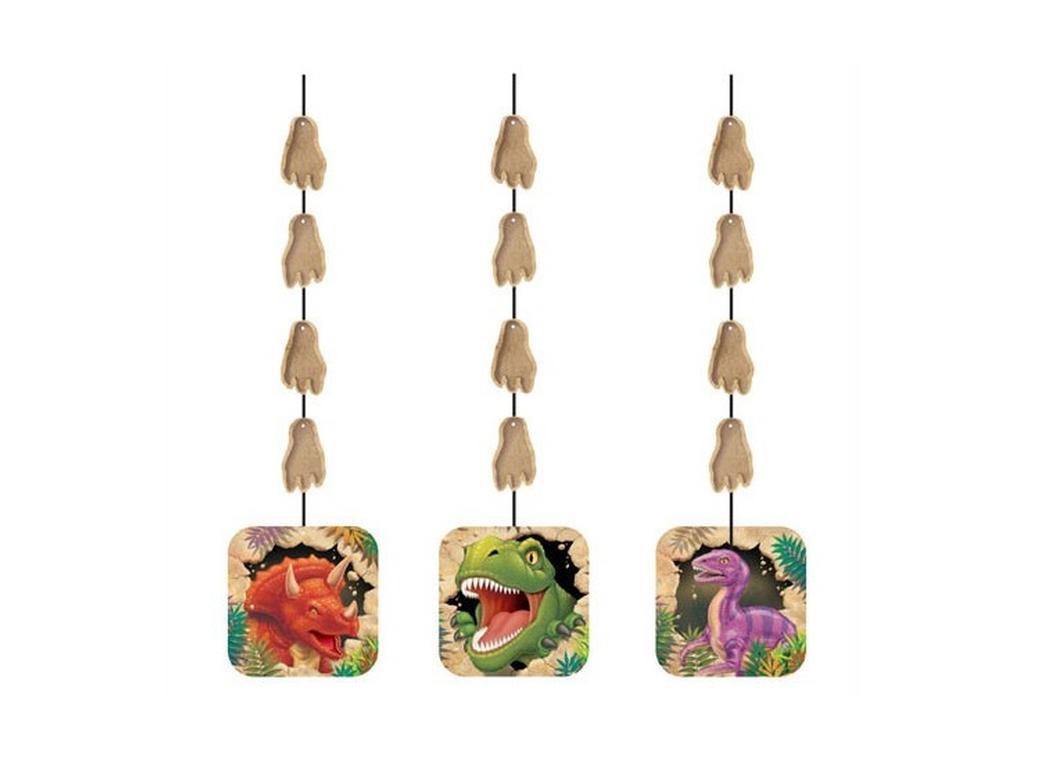 Dino Blast - Hanging Cutouts